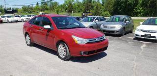 Used 2011 Ford Focus SEL leather sunroof 148k safetied SEL for sale in Madoc, ON