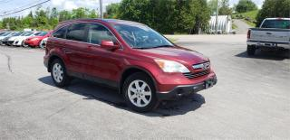 Used 2007 Honda CR-V EX-L AWD 149k safetied leather EX-L for sale in Madoc, ON