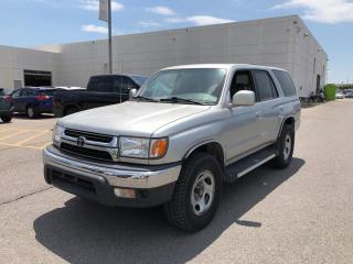Used 2001 Toyota 4Runner for sale in Brampton, ON