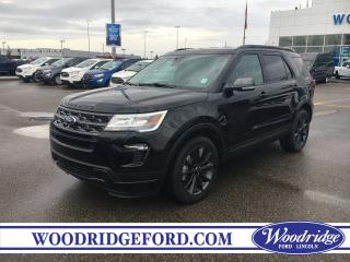 Used 2019 Ford Explorer XLT for sale in Calgary, AB