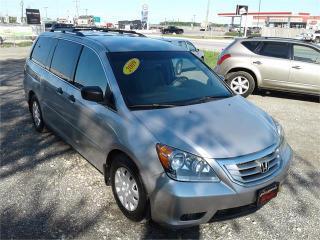 Used 2009 Honda Odyssey LX for sale in Oak Bluff, MB
