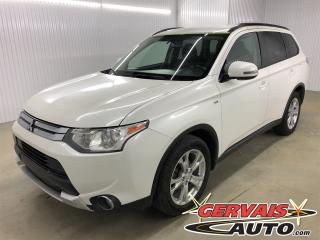 Used 2015 Mitsubishi Outlander Se Awd V6 7 for sale in Shawinigan, QC