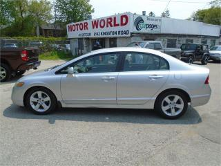 Used 2006 Honda Civic Sdn LX for sale in Scarborough, ON