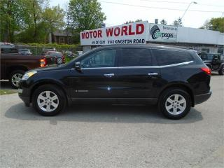Used 2009 Chevrolet Traverse 2LT for sale in Scarborough, ON
