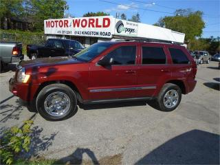 Used 2007 Jeep Grand Cherokee Laredo for sale in Scarborough, ON