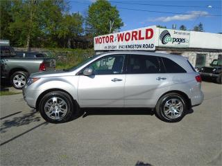 Used 2008 Acura MDX Tech/Pwr Tail Gate for sale in Scarborough, ON