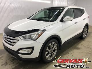 Used 2013 Hyundai Santa Fe Ltd 2.0t Awd Gps for sale in Shawinigan, QC