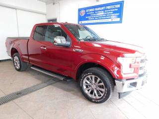 Used 2017 Ford F-150 Lariat LEATHER NAVI for sale in Listowel, ON