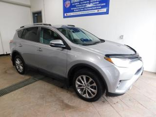 Used 2016 Toyota RAV4 Limited LEATHER NAVI SUNROOF for sale in Listowel, ON