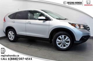 Used 2014 Honda CR-V EX AWD No accidents, Local Trade, AWD! for sale in Regina, SK