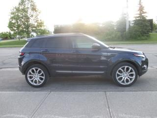 Used 2015 Land Rover Range Rover Evoque Pure Plus for sale in Waterloo, ON