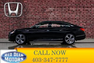 Used 2018 Honda Accord Touring 2.0 for sale in Red Deer, AB