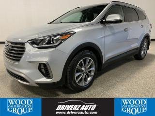Used 2017 Hyundai Santa Fe XL Luxury CLEAN CARFAX, ONE OWNER, PANORAMIC SUNROOF for sale in Calgary, AB