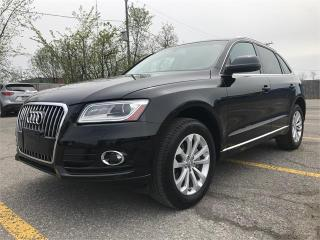 Used 2013 Audi Q5 2.0L Premium for sale in Ottawa, ON