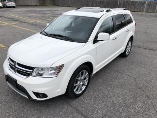 Used 2011 Dodge Journey R/T for sale in Ottawa, ON