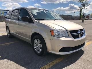 Used 2013 Dodge Grand Caravan SE for sale in Ottawa, ON