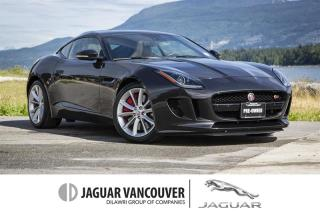 Used 2015 Jaguar F-Type Coupe S at for sale in Vancouver, BC
