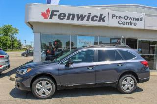 Used 2016 Subaru Outback 2.5i 6sp for sale in Sarnia, ON