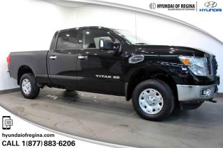 Used 2018 Nissan Titan Crew Cab XD SV 4x4 Only 26905 kms !!! for sale in Regina, SK