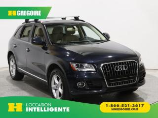 Used 2016 Audi Q5 2.0t Komfort Quattro for sale in St-Léonard, QC