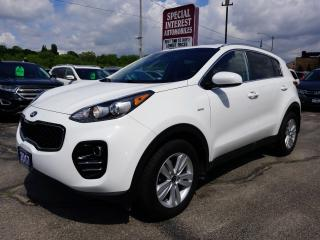 Used 2017 Kia Sportage LX ONE OWNER !!! ACCIDENT FREE !!! AWD !!! REAR CAMERA !!! for sale in Cambridge, ON
