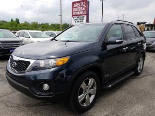 Used 2013 Kia Sorento EX ACCIDENT FREE !!! LOCAL TRADE !!! AWD !!! LEATHER !!! for sale in Cambridge, ON
