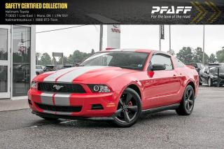 Used 2011 Ford Mustang Base 2D Coupe for sale in Orangeville, ON