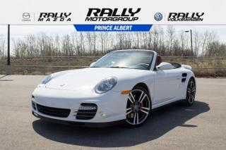Used 2011 Porsche 911 TURBO for sale in Prince Albert, SK