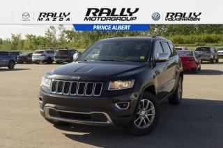 Used 2014 Jeep Grand Cherokee Limited for sale in Prince Albert, SK