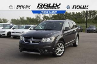 Used 2015 Dodge Journey R/T for sale in Prince Albert, SK