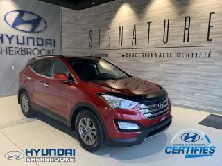 Used 2014 Hyundai Santa Fe PREMIUM+AWD+DEMARREUR+BANCS CHAUFFANTS for sale in Sherbrooke, QC