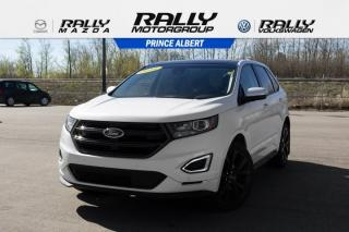 Used 2016 Ford Edge SPORT for sale in Prince Albert, SK