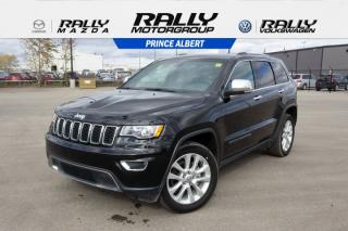 Used 2017 Jeep Grand Cherokee Limited for sale in Prince Albert, SK