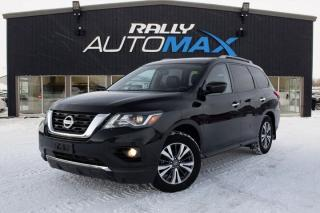 Used 2017 Nissan Pathfinder SL for sale in Prince Albert, SK