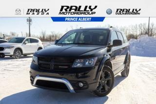 Used 2018 Dodge Journey Crossroad for sale in Prince Albert, SK
