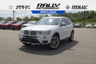 Used 2017 BMW X3 xDrive35i for sale in Prince Albert, SK