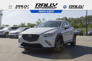 Used 2016 Mazda CX-3 GT for sale in Prince Albert, SK