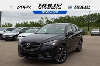 Used 2016 Mazda CX-5 GT for sale in Prince Albert, SK