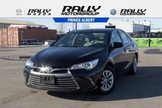 Used 2016 Toyota Camry LE for sale in Prince Albert, SK