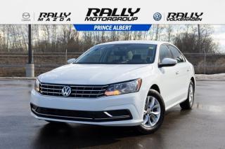 Used 2018 Volkswagen Passat Trendline+ for sale in Prince Albert, SK