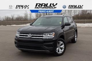 Used 2018 Volkswagen Atlas TRENDLINE for sale in Prince Albert, SK