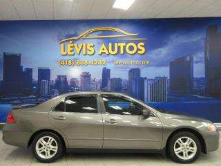 Used 2006 Honda Accord SPÉCIAL ÉDITION 5 VITESSE MANUEL MAGS TO for sale in Lévis, QC