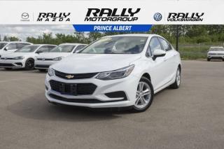 Used 2018 Chevrolet Cruze LT for sale in Prince Albert, SK