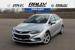 Used 2018 Chevrolet Cruze Premier for sale in Prince Albert, SK
