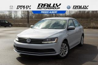 Used 2017 Volkswagen Jetta Sedan Wolfsburg Edition for sale in Prince Albert, SK