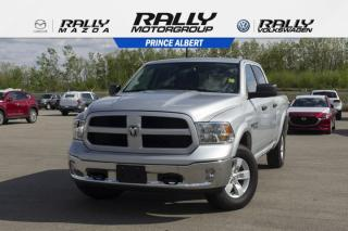 Used 2018 RAM 1500 OUTDOORSMAN for sale in Prince Albert, SK
