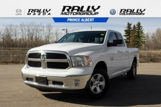 Used 2015 RAM 1500 SLT for sale in Prince Albert, SK