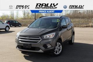 Used 2018 Ford Escape SE for sale in Prince Albert, SK