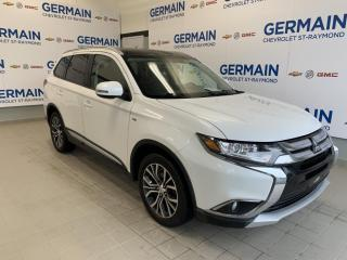Used 2016 Mitsubishi Outlander Se- 4x4- Sièges Ch for sale in St-Raymond, QC