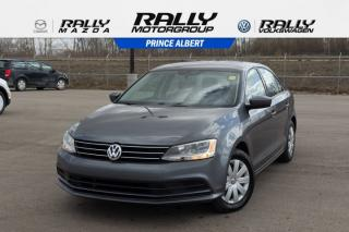 Used 2017 Volkswagen Jetta Sedan Trendline+ for sale in Prince Albert, SK